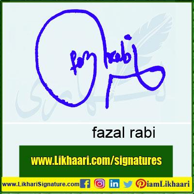 fazal-rabi-Signature-Styles