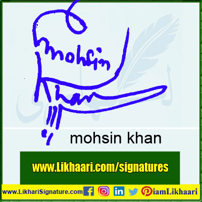 mohsin-khan-Signature-Styles