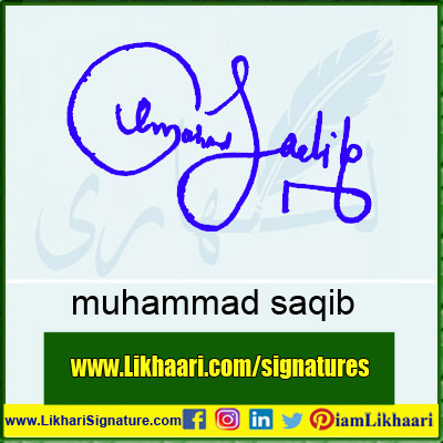 muhammad-saqib-Signature-Styles