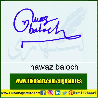 nawaz-baloch-Signature-Styles