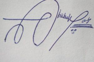 Signature Style For Abubakar