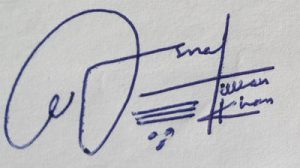 Signature Style For Asmat Ullah Khan