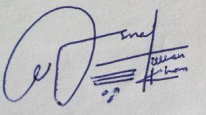 Signature Style For Asmat Ullah Khan