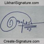 Signature Style For Inayat Ullah